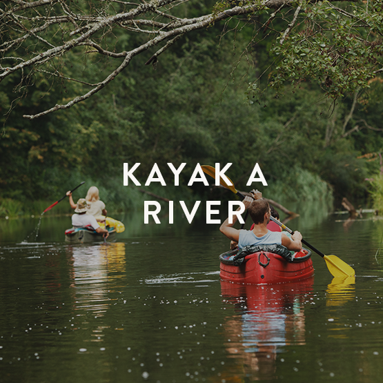 kayak river