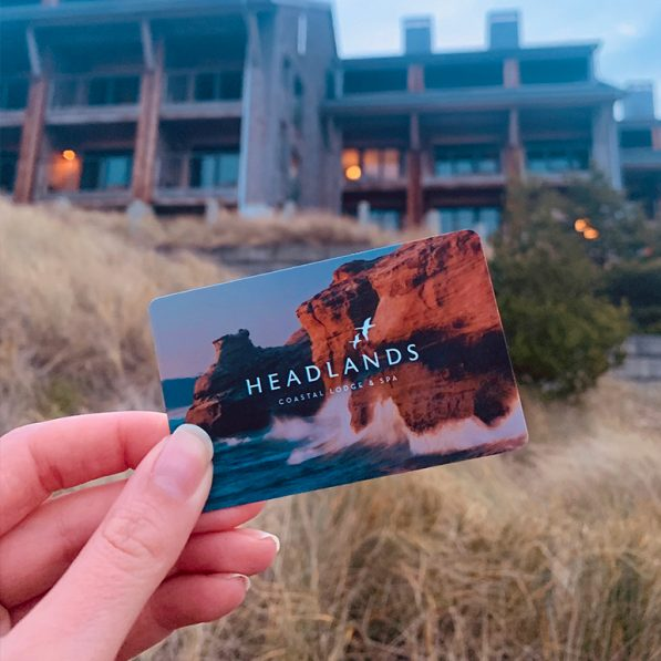 Headlands Gift Card